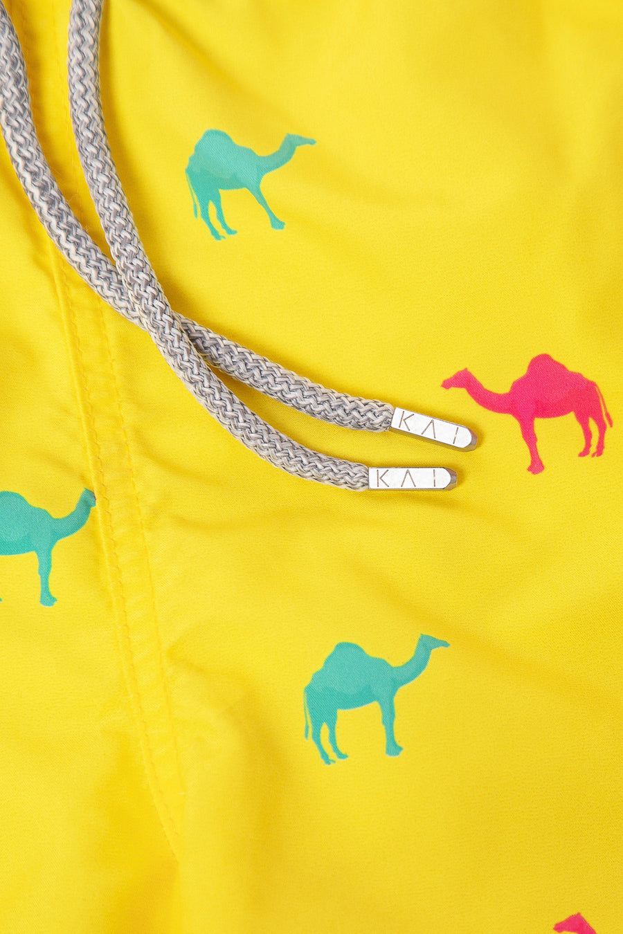 Yellow Camels
