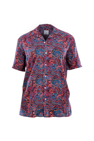 Hazed Paisley Shirt
