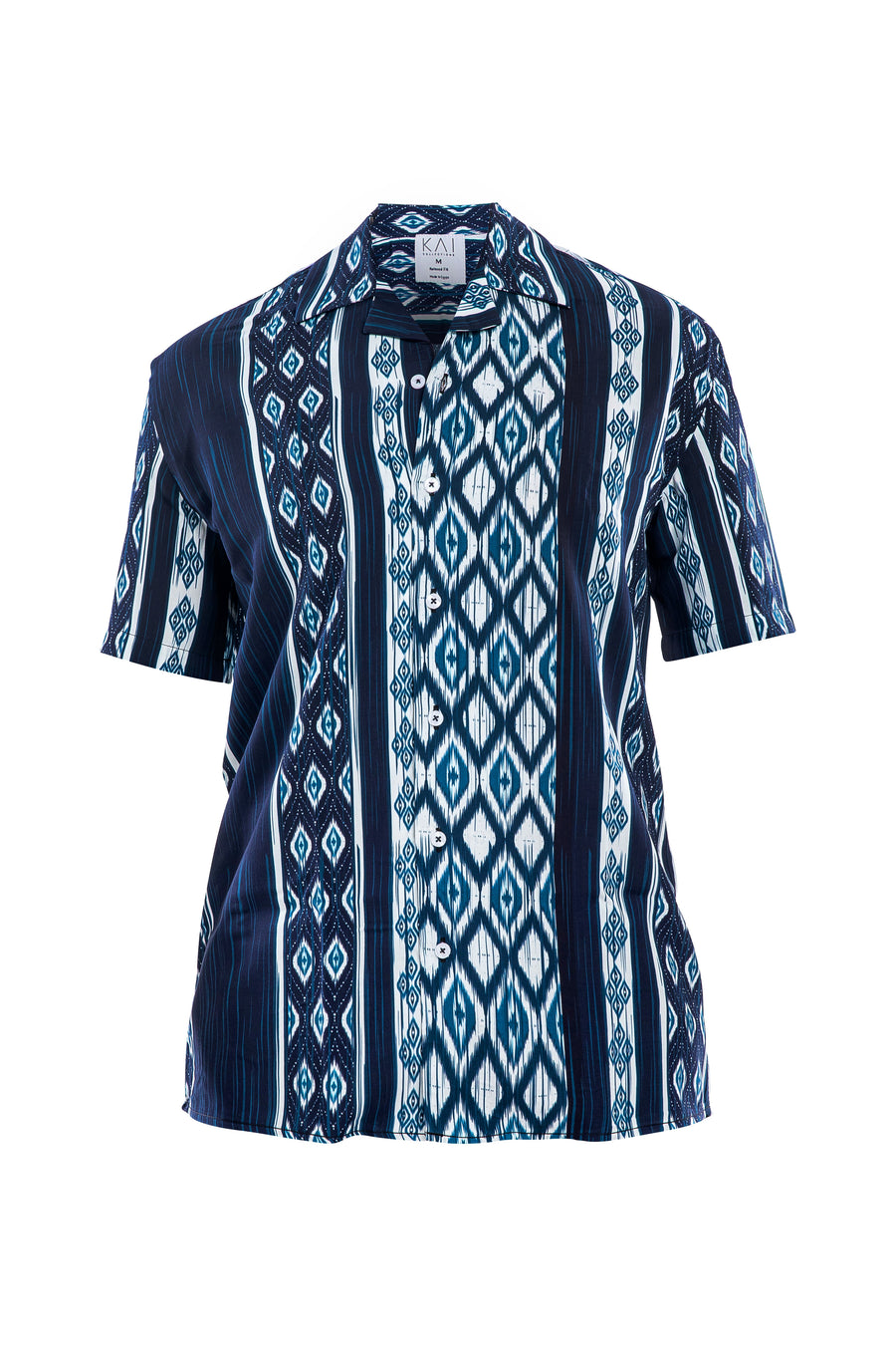 Blue Tribal Shirt