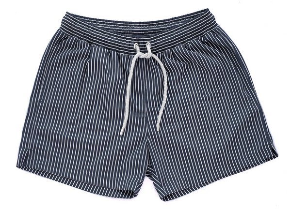 Striped Navy
