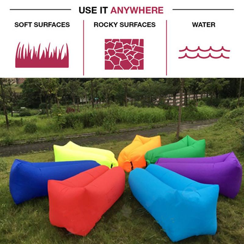 INSTA HANGOUT SOFA - Fast Inflatable hangout