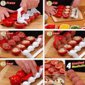 Homemade Stuffed Meatball Maker