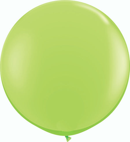 "36"" Lime Green Round"