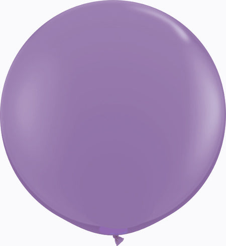 "36"" Spring Lilac Round"
