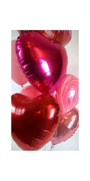 Bachelorette Balloon Bouquet