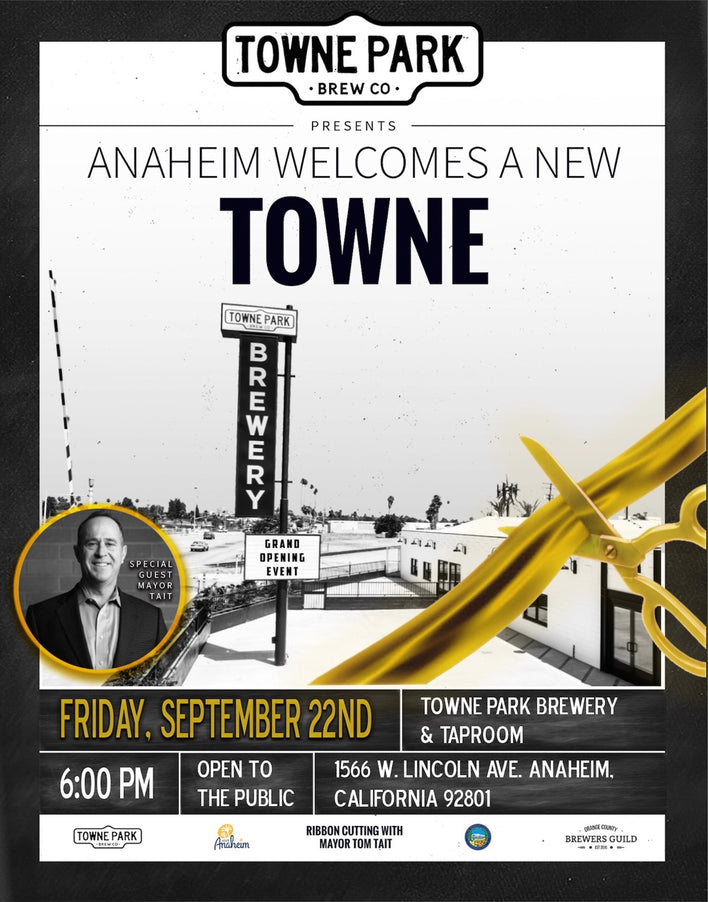 Anaheim Welcomes A New Towne