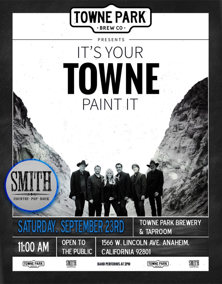 It's Your Towne. Paint It.