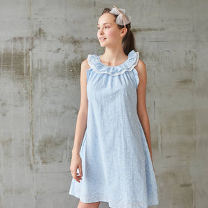 Fairytale printed floral oversize dress - Bunny n Bloom Mommy & Me Dress