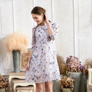 Floral Lace Dress - Bunny n Bloom Mommy & Me Dress