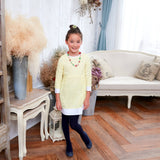 Sweet sunshine dress (yellow) - Bunny n Bloom Mommy & Me Dress