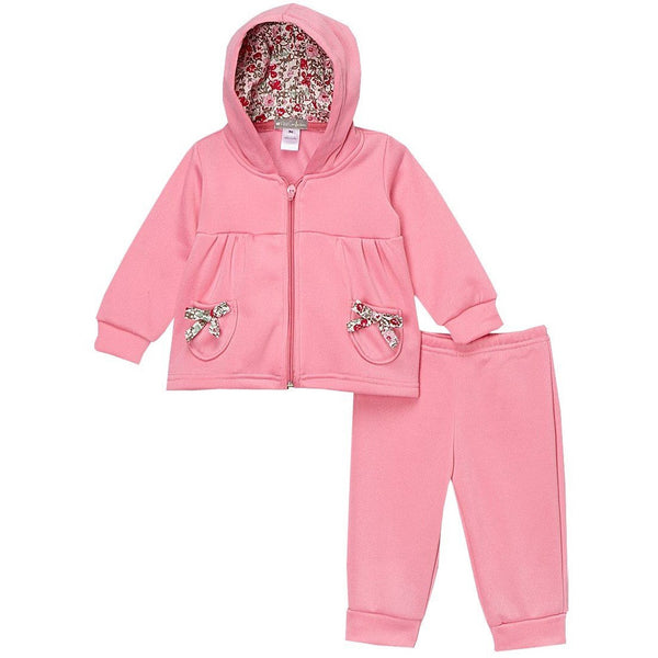 Pink Liberty Sweatshirt Set