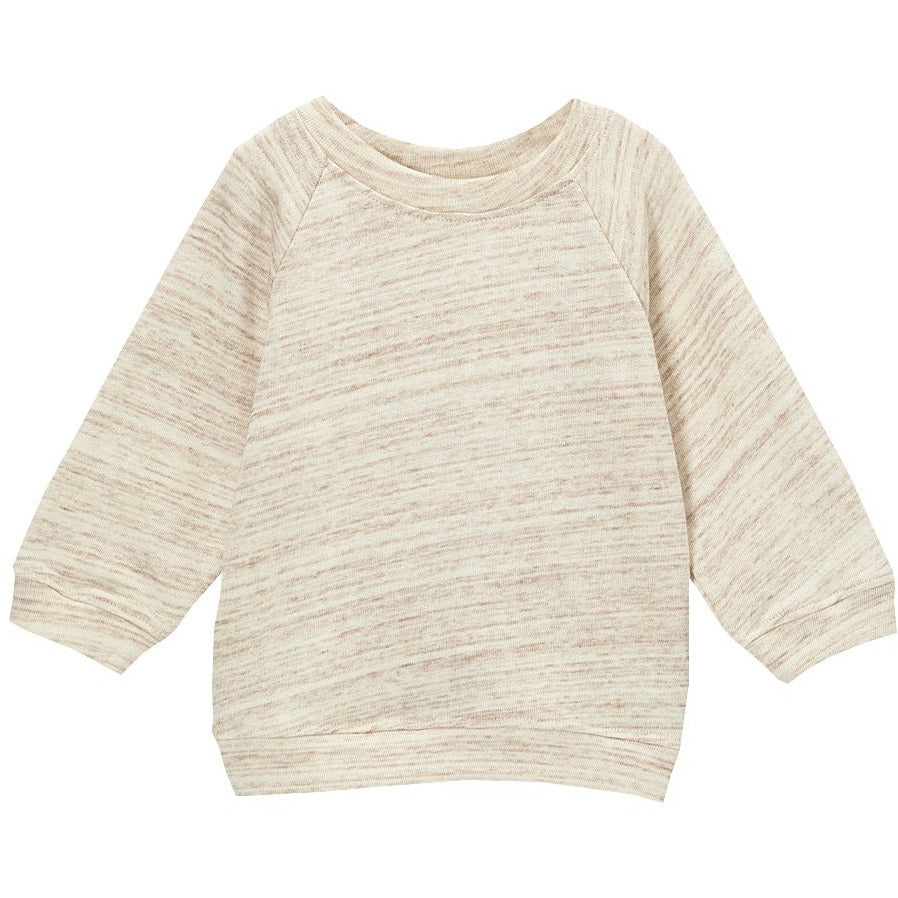 Brushed Cream Sweatshirt