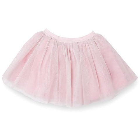 Blush Tulle Glitter Skirt
