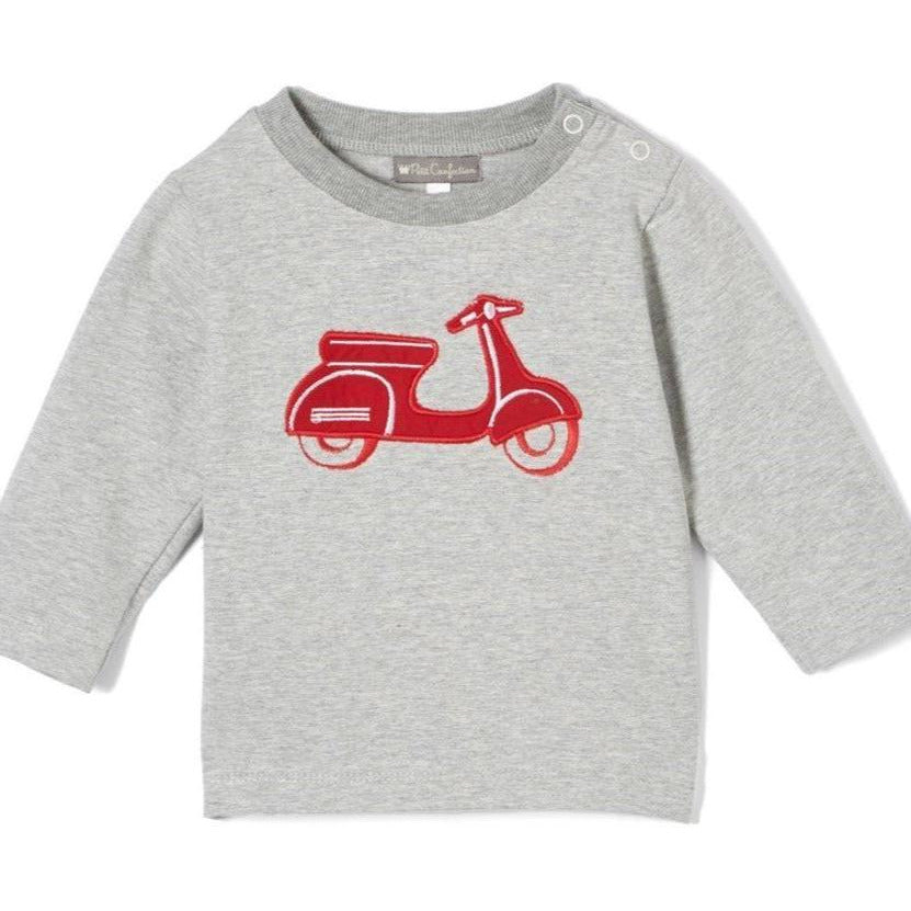 Vespa Applique Tee