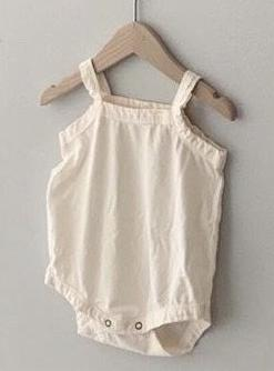 Jersey Cotton Bodysuit