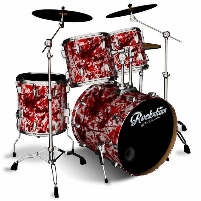 Bloody Chaos Drum Wrap