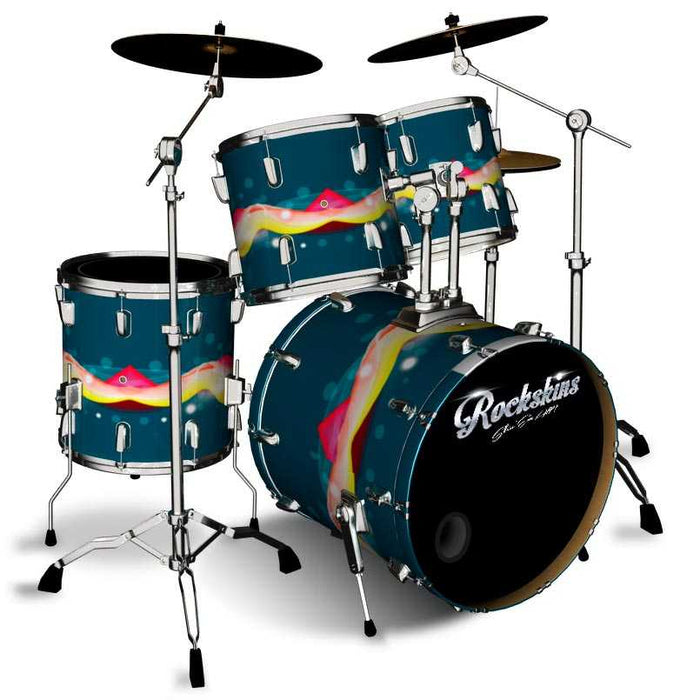Making Waves Funky Drum Wrap