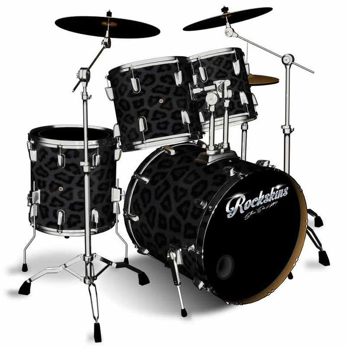 Black Panther Drum Wrap