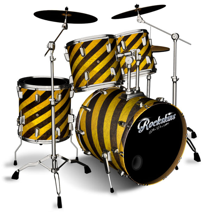 The Mad Hornet Drum Wrap