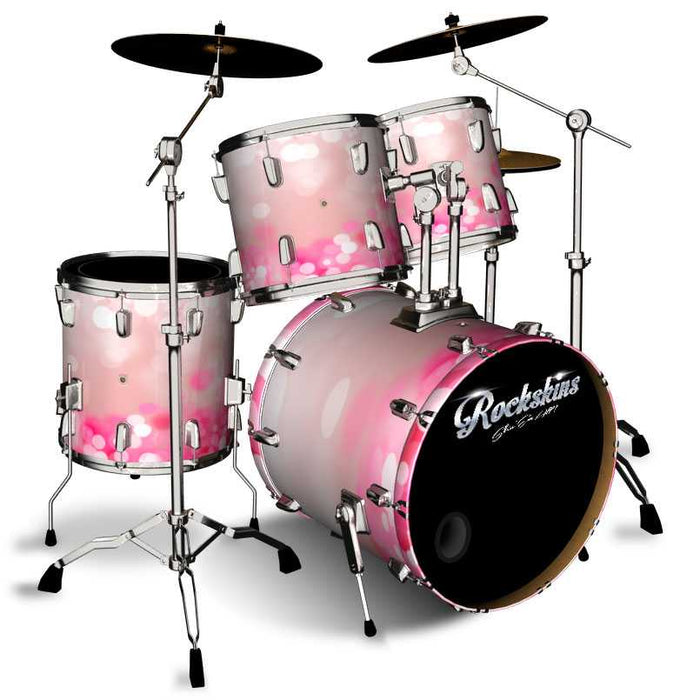 Pink Candy Drum Wrap