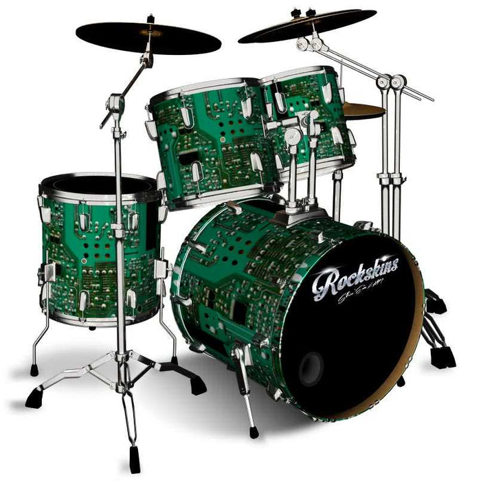 Matrix Motherboard Drum Wrap