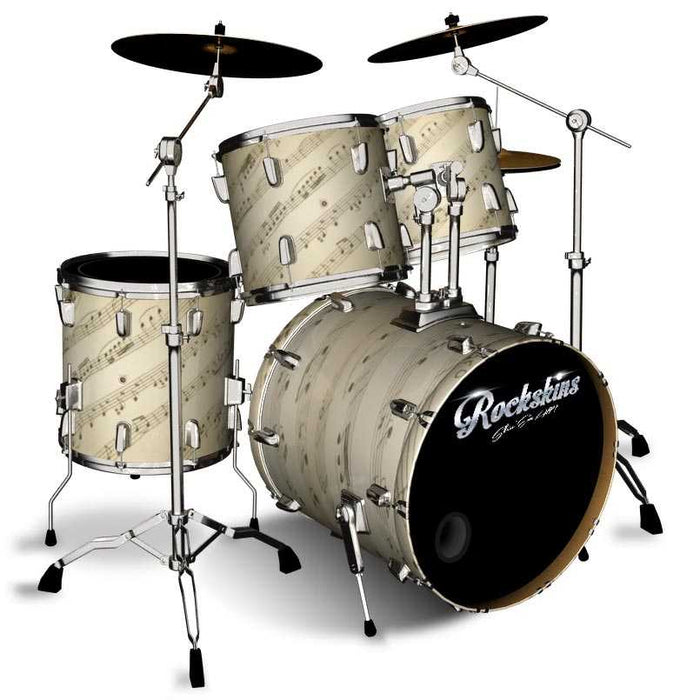 Beethovens Drum Wrap
