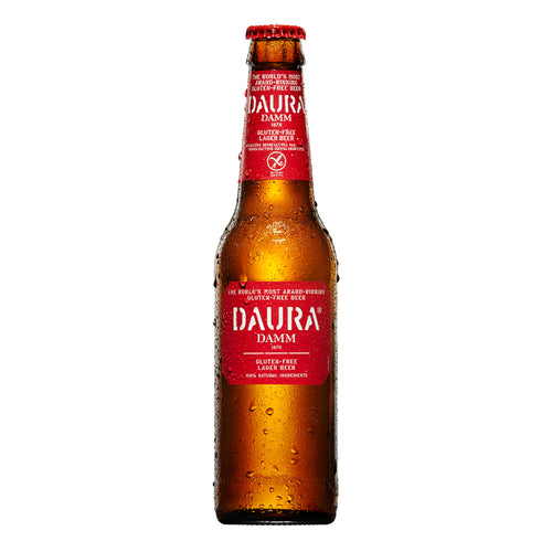 Cerveza Damm Daura 330 ml - embridge.mx