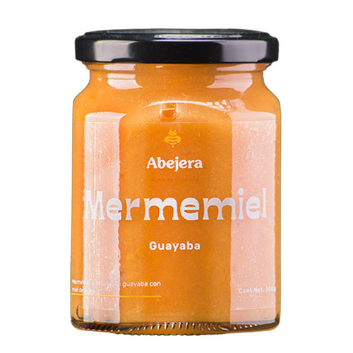 Mermemiel Abejera guayaba 300 g - embridge.mx