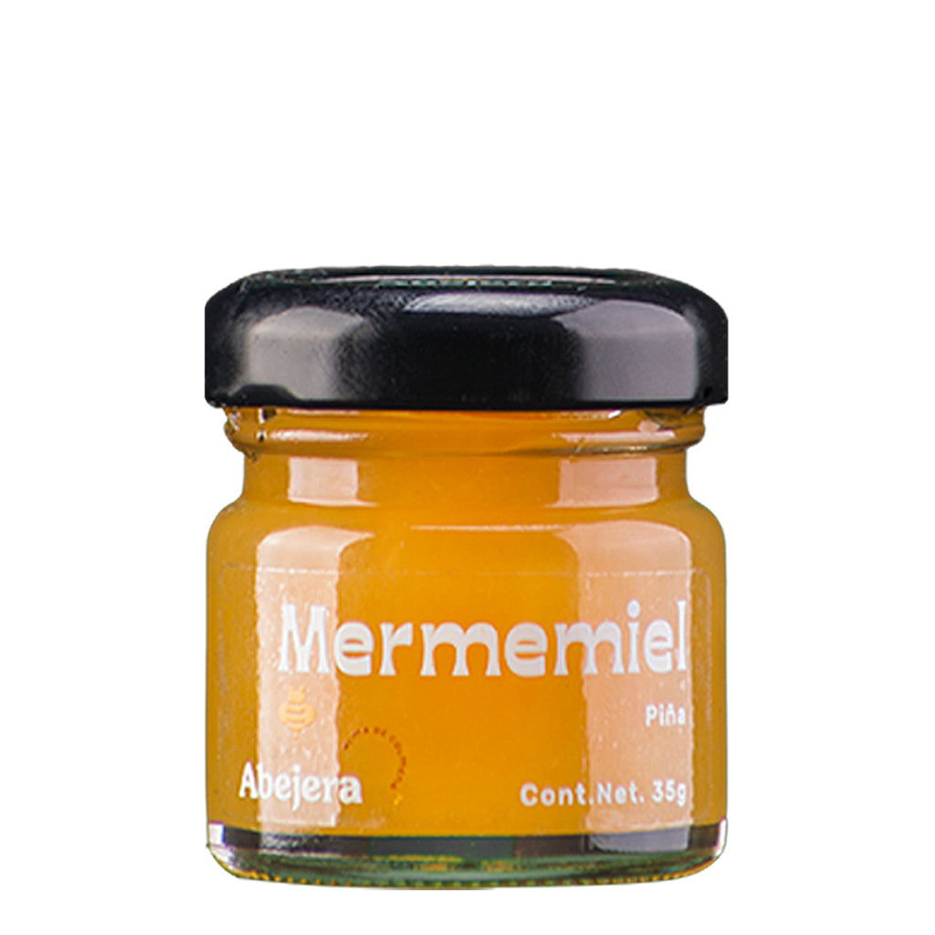 Mermemiel Abejera pina 35 g - embridge.mx