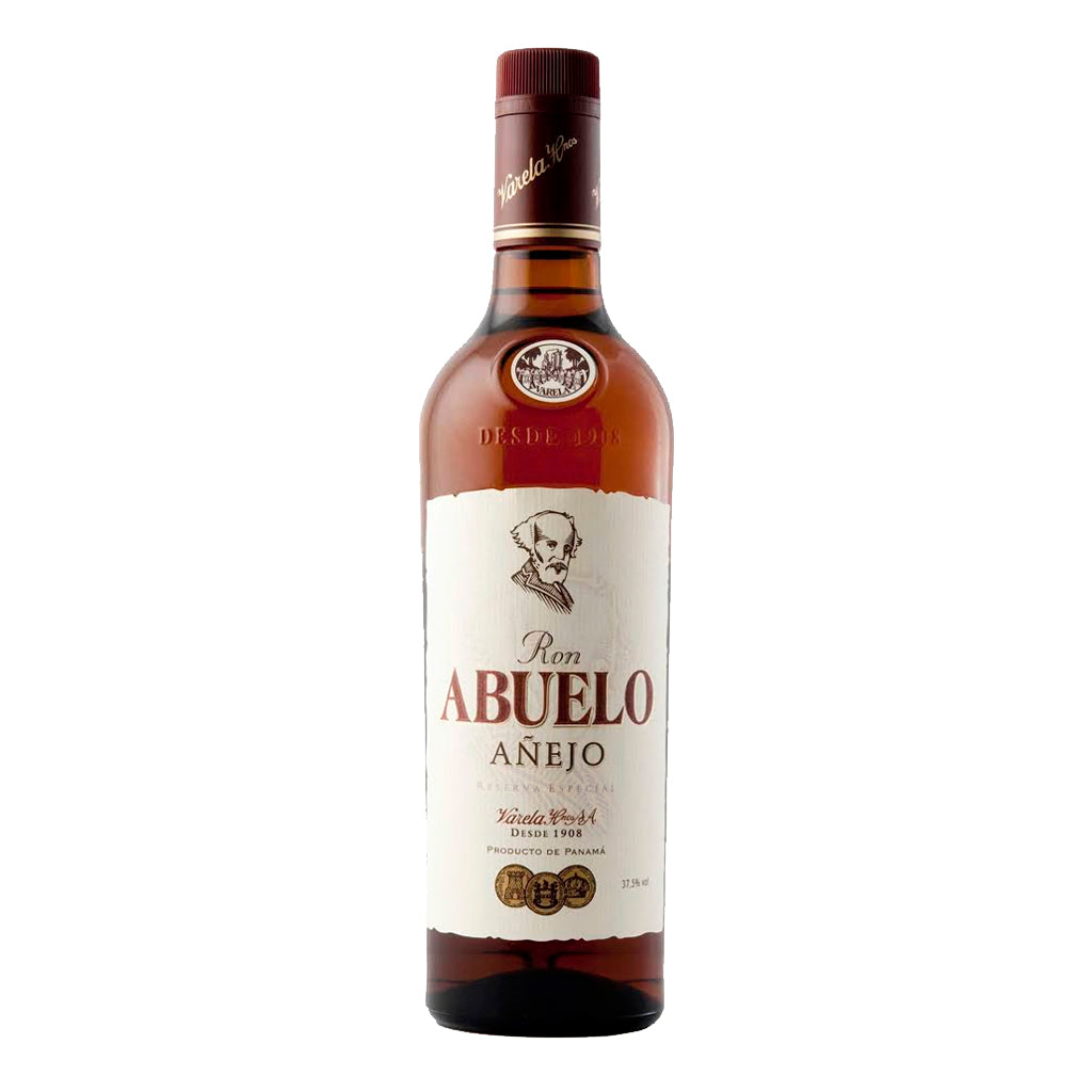Ron Abuelo Anejo 750 ml - embridge.mx