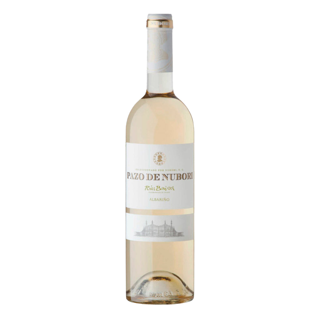 Vino blanco Nubori Pazo Albarino 750 ml - embridge.mx