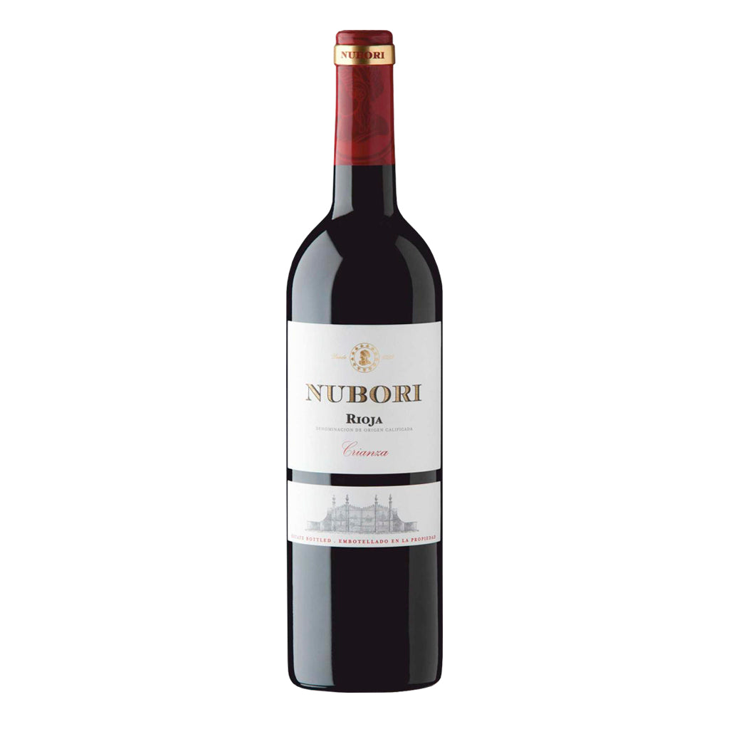 Vino tinto Nubori Crianza 750 ml - embridge.mx