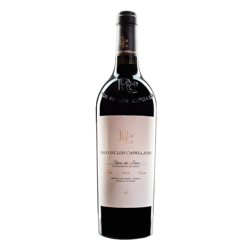 Vino tinto Pago de los Capellanes Reserva 750 ml - embridge.mx