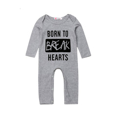 Break Hearts Romper