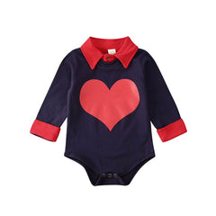 Big Heart Romper