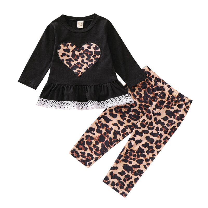Cheetah Love Set