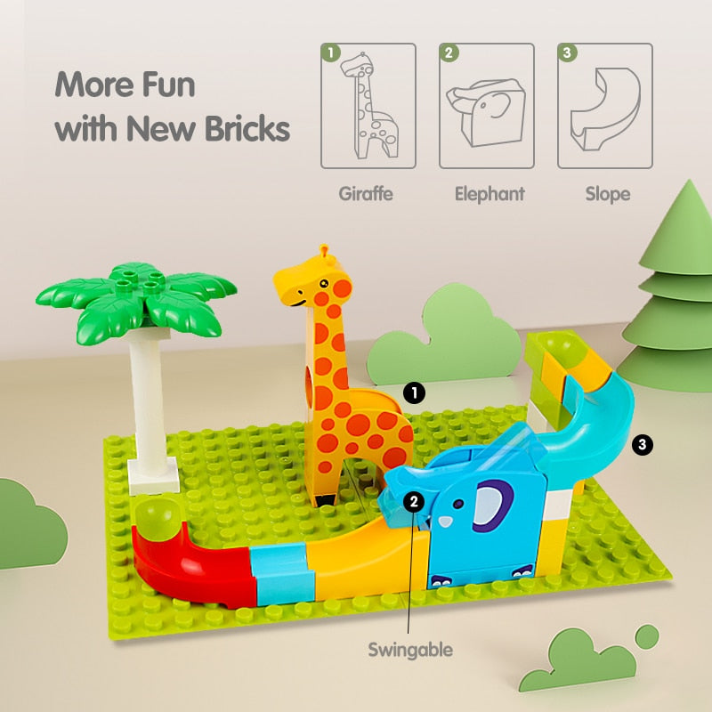 Marble Run Adventure Blocks