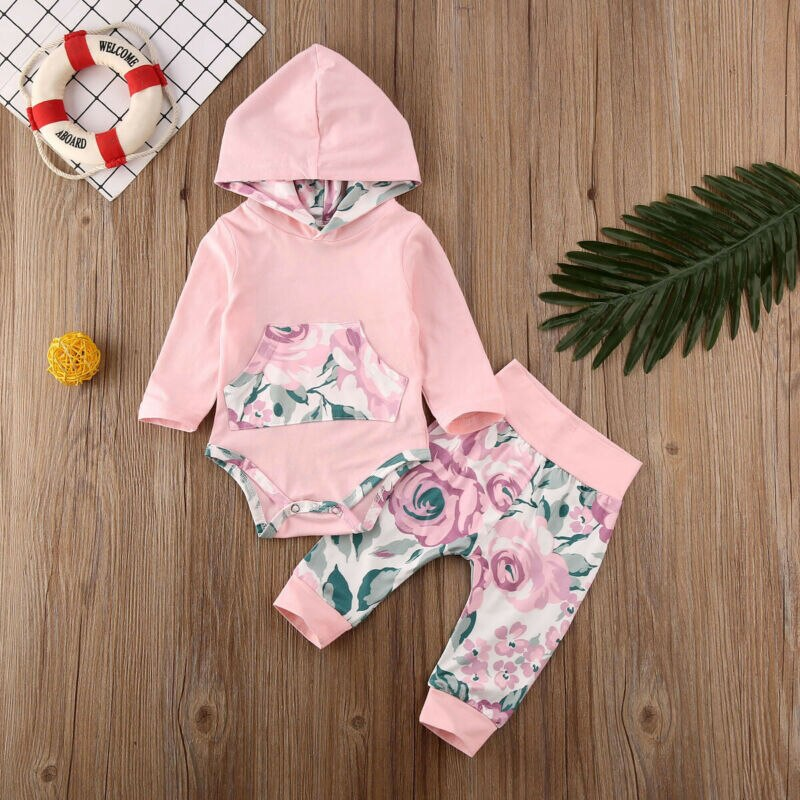 Laura Hooded Set