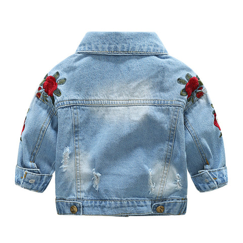 Little Denim Jacket