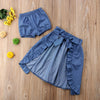 Image of Anabella Denim Set