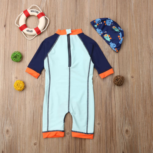 Scuba Fish Swim Set