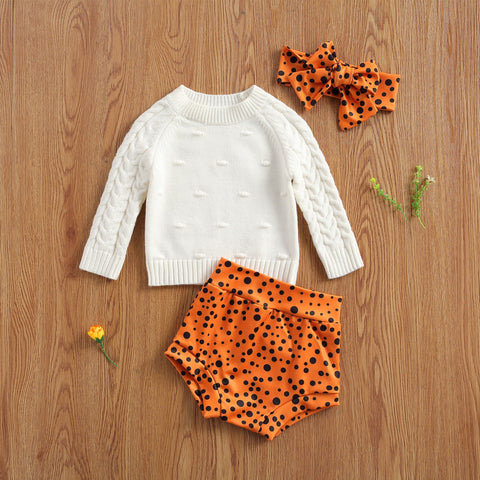 Julia Polka Dot Set