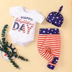 Happy Independence Boy Set