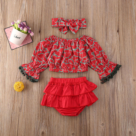Fancy Watermelon Set