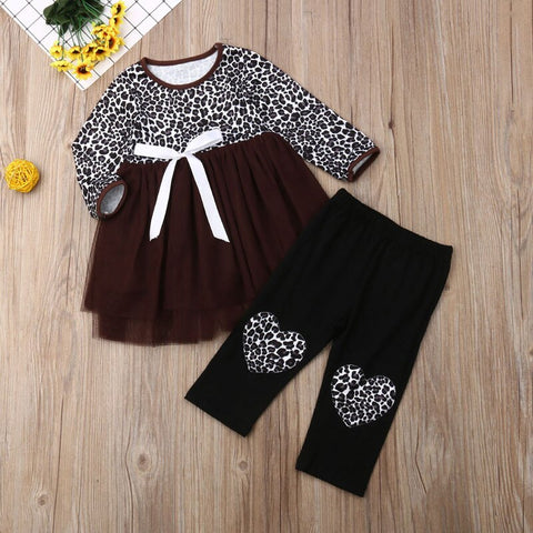 Brooklyn Leopard Set