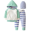 Image of Stripe Set - Boy & Girl
