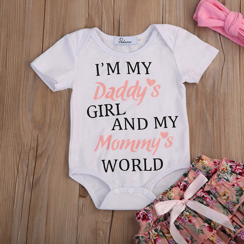 Daddy's Girl and Mommy's World