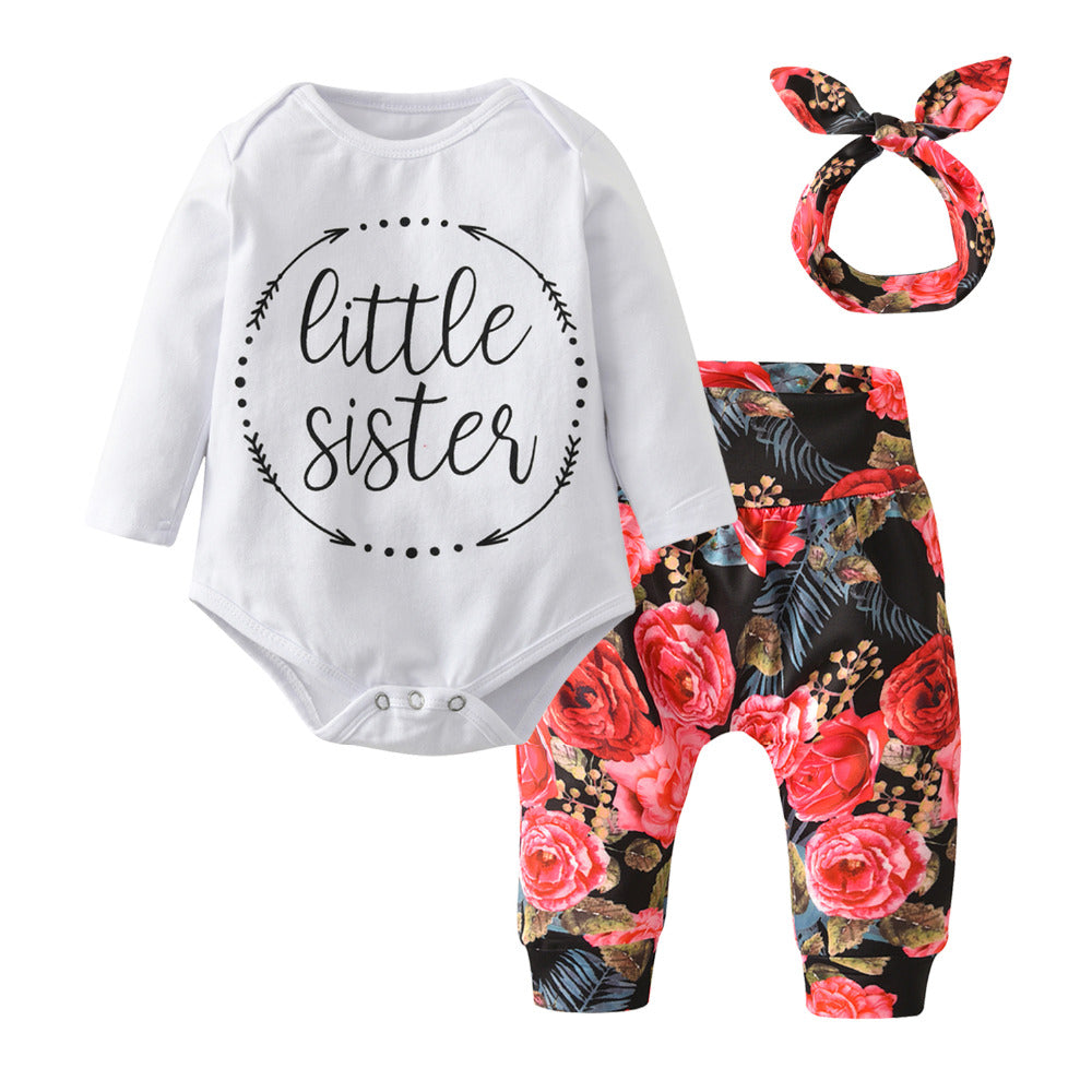 Lil Sister Rose Set