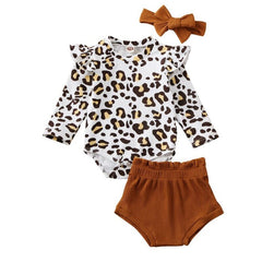 Hazel Cheetah Set