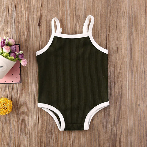 Retro Baby Swimsuit